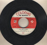 "The Monkees Vinyl 7"" (Used)"