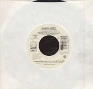 """Quincy Jones Featuring Tevin Campbell Vinyl 7"""" (Used)"""
