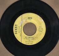 """Seymour (The Heartbeat Trumpet) and """"Two Ton"""" Baker (The Music Maker) Vinyl 7"""" (Used)"""
