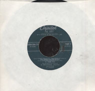 "Jane Froman & Dick Beavers Vinyl 7"" (Used)"