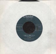 "Jane Froman Vinyl 7"" (Used)"