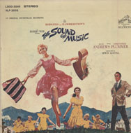 "The Sound Of Music Vinyl 7"" (Used)"