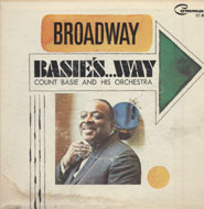 "Count Basie and His Orchestra Vinyl 7"" (Used)"