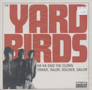 "The Yardbirds Vinyl 7"" (Used)"