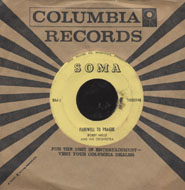"Bobby Mills and his Orchestra Vinyl 7"" (Used)"