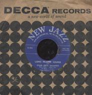 """Stan Getz Quartet Vinyl 7"""" (Used)"""
