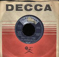 """Harry Homberg und sein Orchestger Vinyl 7"""" (Used)"""