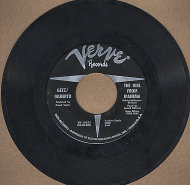 "Stan Getz / Astrud Gilberto Vinyl 7"" (Used)"