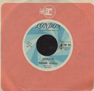 """Marianne Faithfull Vinyl 7"""" (Used)"""