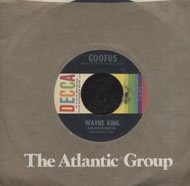 "Wayne King And His Orchestra Vinyl 7"" (Used)"