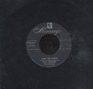 "Dick Contino Vinyl 7"" (Used)"