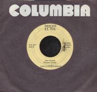 """Los Supersonicos Vinyl 7"""" (Used)"""
