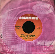 """Lynn Anderson Vinyl 7"""" (Used)"""