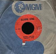 """Claude King Vinyl 7"""" (Used)"""