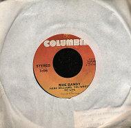 """Moe Bandy Vinyl 7"""" (Used)"""