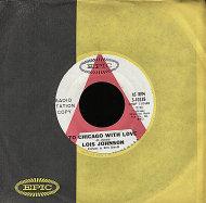 """Lois Johnson Vinyl 7"""" (Used)"""