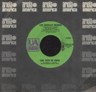 "Los Angeles Negros Vinyl 7"" (Used)"