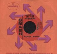 """Roger Miller Vinyl 7"""" (Used)"""