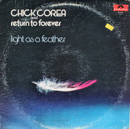 "Chick Corea and Return To Forever Vinyl 12"" (Used)"