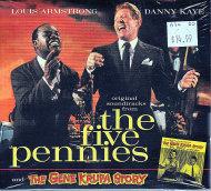 Louis Armstrong & Danny Kaye CD