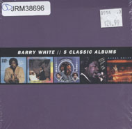 Barry White CD