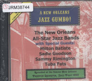 The New Orleans All-Star Jazz Bands CD