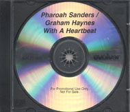 Pharoah Sanders / Graham Haynes CD