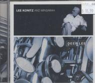 Lee Konitz and Minsarah CD