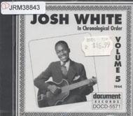 Josh White CD