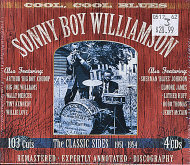 Sonny Boy Williamson CD