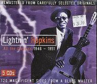 Lightnin' Hopkins CD