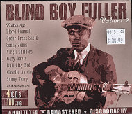 Blind Boy Fuller CD