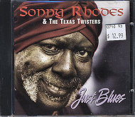 Sonny Rhodes & The Texas Twisters CD