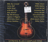 Evidence Blues Sampler: Four CD