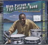 Dion Parson & 21st Century Band CD