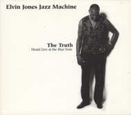 Elvin Jones Jazz Machine CD