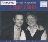 Jan Erik Vold & Chet Baker CD
