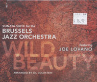 Brussels Jazz Orchestra CD