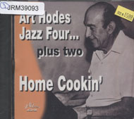 Art Hodes Jazz Four...Plus Two CD