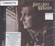 Jerry Jeff Walker CD