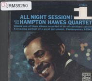 The Hampton Hawes Quartet CD