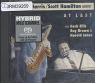 Gene Harris/Scott Hamilton Quintet CD