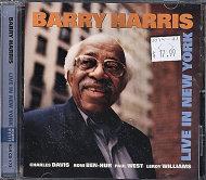 Barry Harris CD
