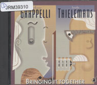 Stephane Grappelli / Toots Thielemans CD