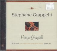 Stephane Grappelli CD