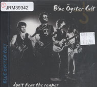 Blue Oyster Cult CD