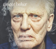 Ginger Baker CD