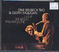 Dave Brubeck Trio & Gerry Mulligan CD