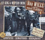 Bob Willis And His Texas Playboys CD