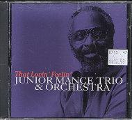 Junior Mance Trio & Orchestra CD